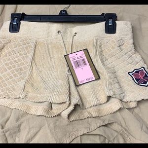 NWT juicy couture tennis shorts